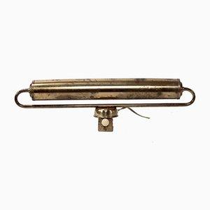 Vintage Brass Sconce, 1960s