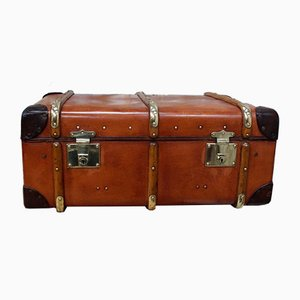 Baúl de viaje vintage, años 40