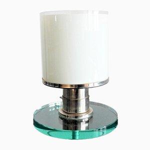 Modell L20 Tischlampe aus Kristallglas von Otto Rittweger für Tecta, 1920er