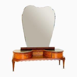 Toeletta con specchio, anni '50