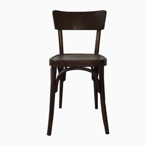 Walnut and Beech Dining Chair, 1960s