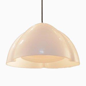 Lampada da soffitto Tricena di Ingo Maurer per M Design, 1968