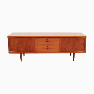 Teak Sideboard by H. W. Klein for Bramin, 1960s