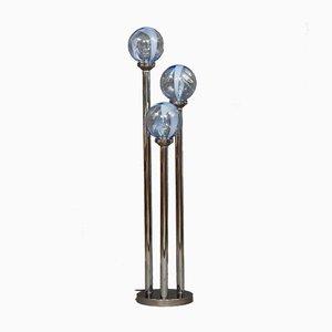 Lámpara de pie de Toni Zuccheri para Venini, años 70