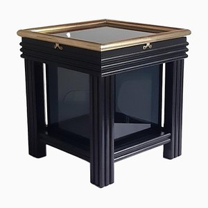 Black Box Table Lamp, 1970s