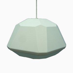 Lámpara de techo de plástico de Rudolf Dörfler Dornach, años 70