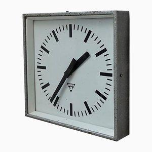 Tschechoslowakische Uhr von Pragotron, 1980er
