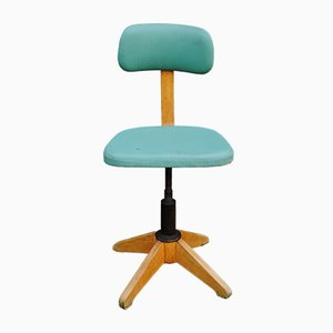 Swivel Chair from Stoll, 1940s