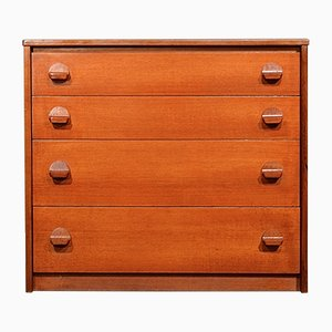 Teak Dresser by John & Sylvia Reid for Stag, 1960s