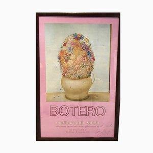 Poster di Fernando Botero, anni '70