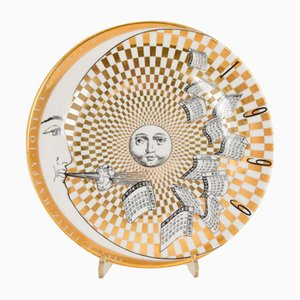 Decorative Plate by Piero Fornasetti, 1999