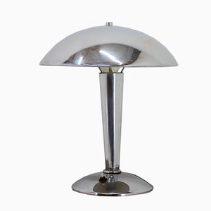 Chrome Table Lamp, 1930s