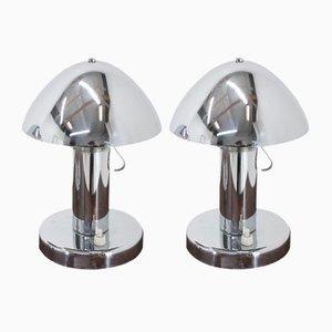 Tischlampen, 1930er, 2er Set