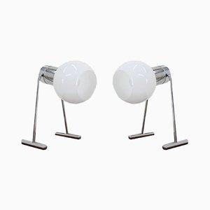 Tischlampen von Napako, 1960er, 2er Set