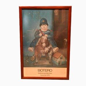 Fernando Botero Poster, 1970s