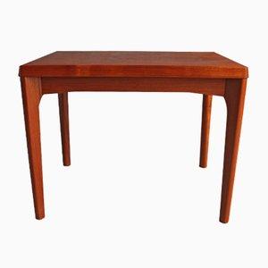 Table Basse Mid-Century en Teck par Henning Kjærnulf pour Vejle Mobelfabrik, Danemark, années 60