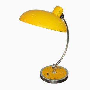 Vintage Bauhaus Modell 6631 Tischlampe von Christian Dell für Kaiser Idell / Kaiser Leuchten