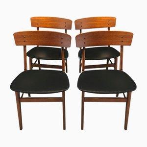Chaises de Salle à Manger de Farstrup Møbler, 1960s, Set de 4