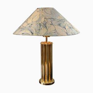 Deutsche Tischlampe, 1980er
