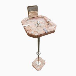 Posacenere in marmo rosa, anni '60