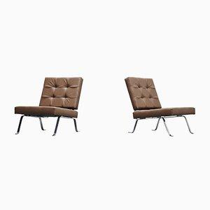 Niederländische Sessel von Hein Salomonson für AP Originals, 1960er, 2er Set