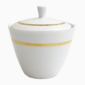 Mid-Century Sugar Bowl from Baudour