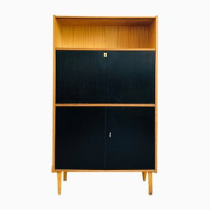 Oak Secretaire, 1970s