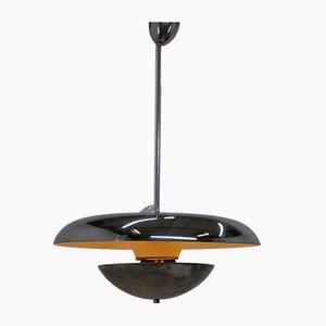 Lámpara de araña Bauhaus de Franta Anyz para Napako, años 30