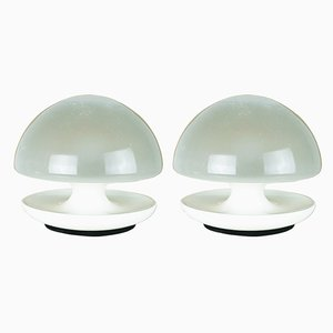 Lampes de Bureau Space Age par Vittorio Balli et Romeo Ballardini pour Sirrah, 1970s, Set de 2