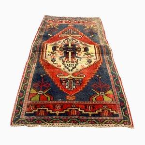 Kleiner türkischer Teppich, 1960er