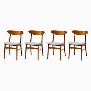 Dining Chairs from Farstrup Møbler, 1960s, Set of 4