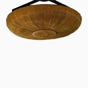 Murano Glass Pendant Lamp, 1970s
