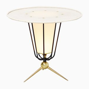 Französische Stehlampe von Disderot, 1950er