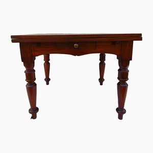 Vintage Walnut Dining Table
