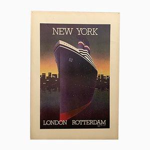 Plakat von Keith Tirrell, 1970er