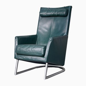 Leather Madonna Lounge Chair by Gerard van den Berg for Montis, 1980s