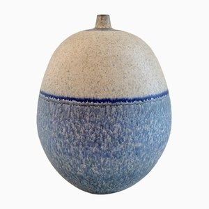 Spanish Ceramic Vase by Joan Carrillo, 1970s