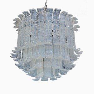 Lámpara de araña de Barovier & Toso, años 70