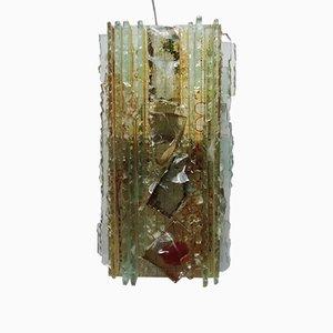 Wandleuchte aus Glas von Willem van Oyen für Raak Amsterdam, 1970er