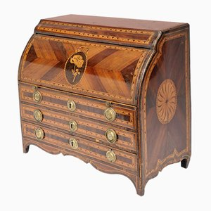 Antique Brazilian Rosewood Secretaire