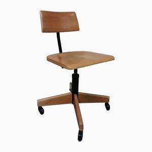 Chaise de Bureau par Albert Stoll pour Stoll Giroflex, 1950s