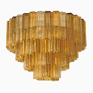 Murano Glass Chandelier by Carlo Nason, 1980s