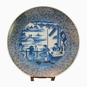 Dekorativer antiker Teller