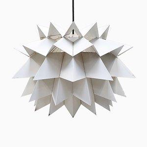 Lámpara de techo Starlight de Anton Fogh Holm & Alfred J Andersen para Nordisk Solar, años 60