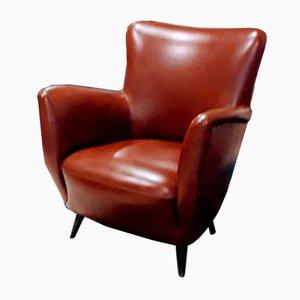 Mid-Century Sessel von ISA Bergamo, 1950er