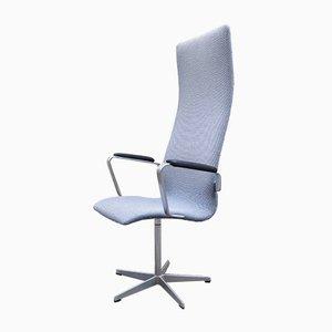 Chaise Oxford par Arne Jacobsen pour Fritz Hansen, 1990s