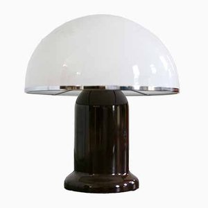 French Mushroom Table Lamp from Habitat, 1978