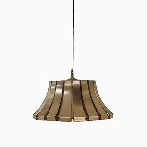 Lámpara colgante vintage de Elio Martinelli para Martinelli