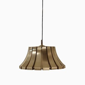 Vintage Pendant Lamp by Elio Martinelli for Martinelli