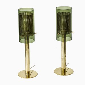 B61 Table Lamps by Hans-Agne Jakobsson for Hans-Agne Jakobsson AB Markaryd, 1960s, Set of 2